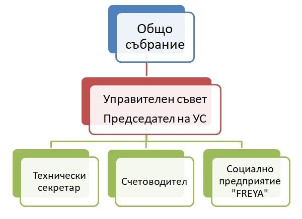 Организационна структура