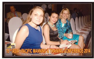 15th Asia-Pacific Manning & Training Conference 2014
