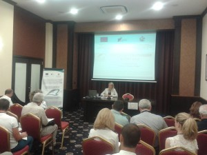 Maritime Conference Varna, 2015