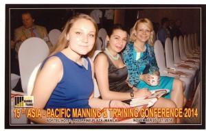 """Участие в 15-та конференция Азия-Пасифик """"Менинг и тренинг"""", Манила"""