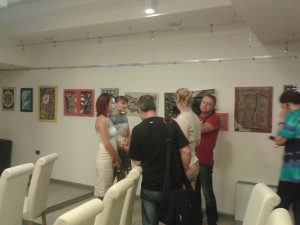 Пресконференция гр. Варна на 11.08.2015